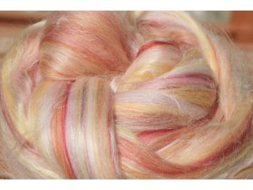 Honeysuckle luxury blend (merino, soybean and silk)