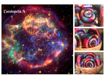 Supernova Rolags - 100g