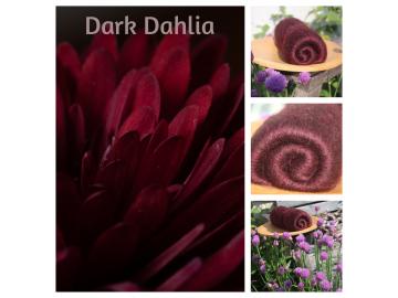 Dark Dahlia batts