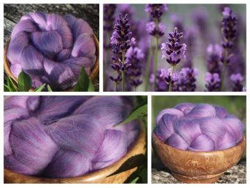 Fields of Lavender Luxury Blend - 100g