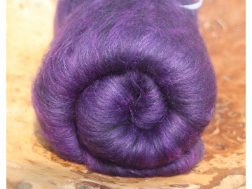 Deepest Purple Batt - 100g