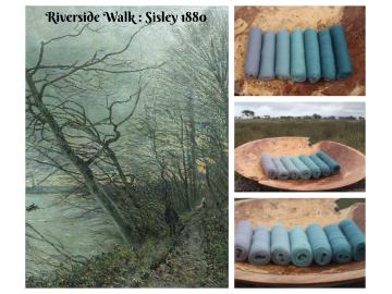 Riverside Walk gradient - 100g