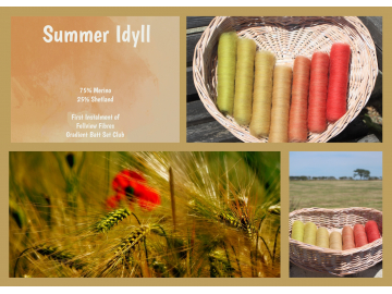 Summer Idyll gradient