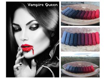 Vampire Queen Gradient Batt set - 150g